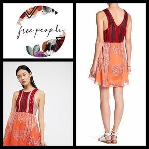 Free People Katie's Mini Dress